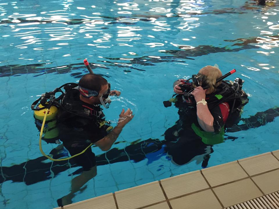 Padi Jnr Open Water Course @ Boness Recreation centre